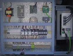 Станок M2 CNC: электроавтоматика