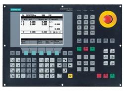 Станок M2 CNC: система управления Siemens 802S base line