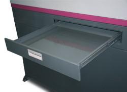 Станок L28 CNC: выдвижной ящик