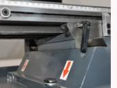 Регулировка клиньев и фиксатор стола станка BF20 Vario