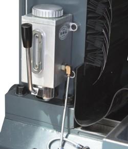 Станок Opti BF46 TC Vario - центральная система смазки
