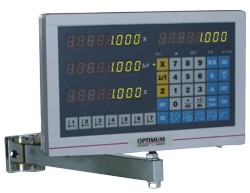 Станок MF4 Vario - DPA - устройство цифровой индикации DPA 2000