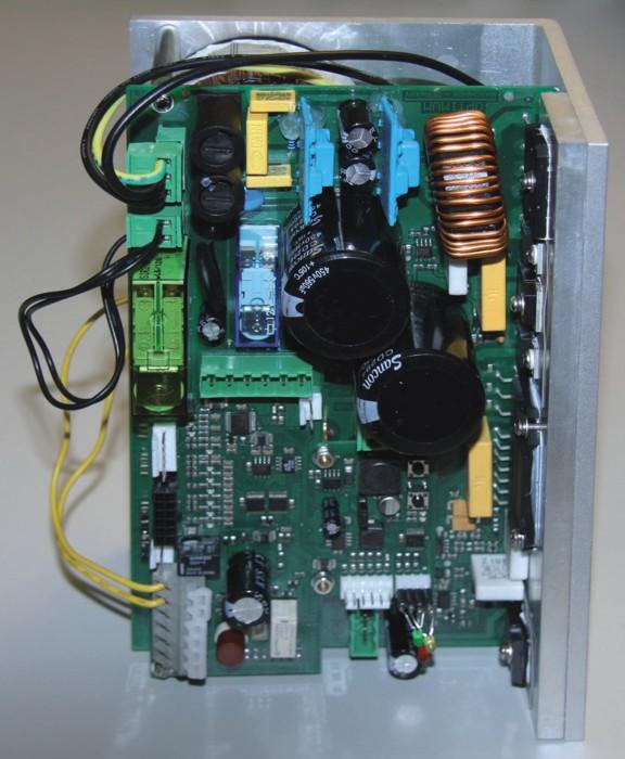 Панель управления станка B30VGM Vario