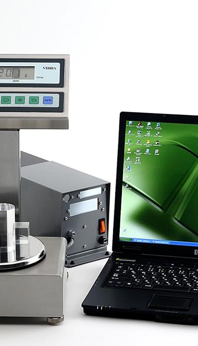 Полностью автоматическая система калибровки (HTR)