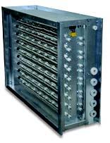 Электрический нагреватель VTS