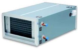 Секция охлаждения с фреоновым охладителем VTS
