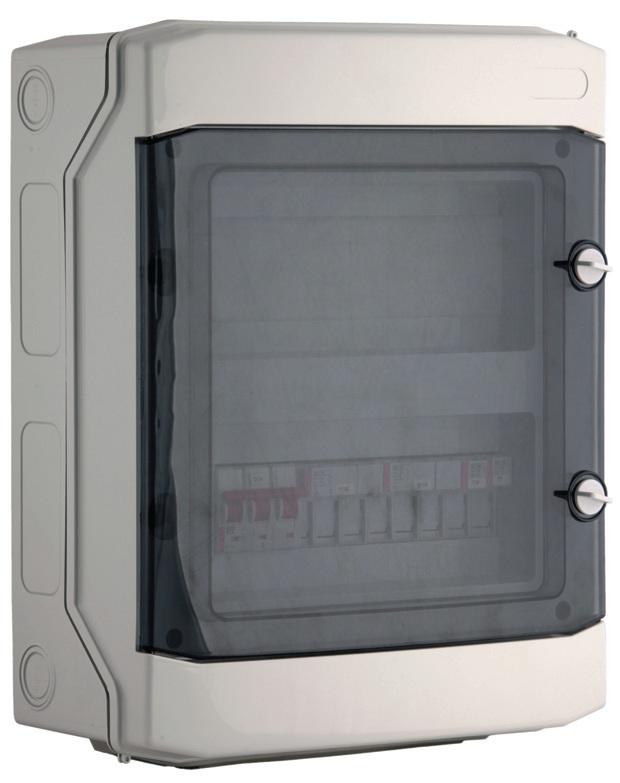 Щит управления VS UPC для приточных, вытяжных и приточно-вытяжных вентагрегатов VS
