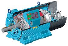 высоковольтные моторы серии H
