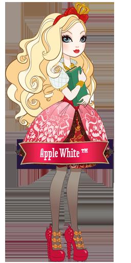 Биография Эппл Вайт Apple White