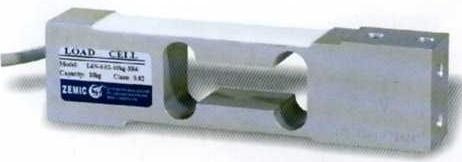 датчик L6N Классс точности: C3D; C3; C3G; Номинальные нагрузки от 3 до 100 кг; Материал: алюминий; класс защиты: IP65; Под платформу 400 х 400 мм;
