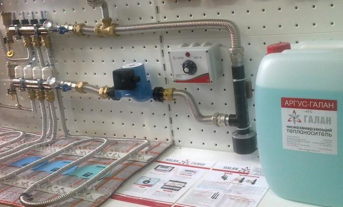 Электродные агрегаты