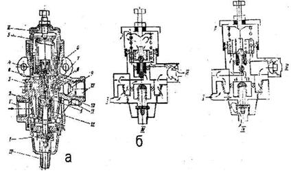 регулятор тиску камаз-4310 схема пристрою