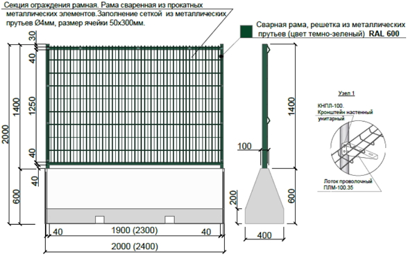 Решения по ограждению объектов строительства в Москве