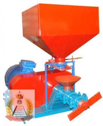 Экструдер зерновой ( соевый ) КЭ 75 кг в час, Кормоэкструдер зерна