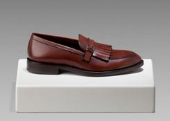 kiltie loafers
