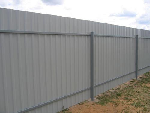 Забор из профилированного листа Киев