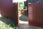 Установка ворот и калиток в Могилеве