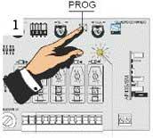 prog brel 1 Настроить пульт CAME