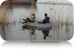 Лодка-багажник Aqua-Box