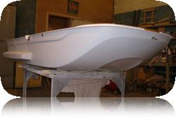 Човен-багажник на дах автомобіля Aqua-Box