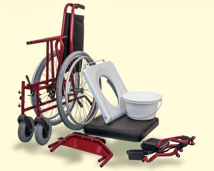 крісло інвалідне купити
