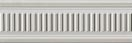La Faenza Vendome +9554 Бордюр керамич. B. VOSGES W, 10x30