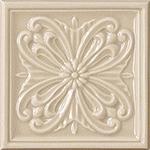 Vallelunga Rialto +23744 Декор керамич. RIALTO BG.FORM.FLORE 15X15, 15x15