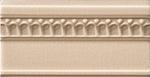 Vallelunga Rialto +23750 Бордюр керамич. RIALTO TORTORA TOREL 7,5X15, 7,5x15
