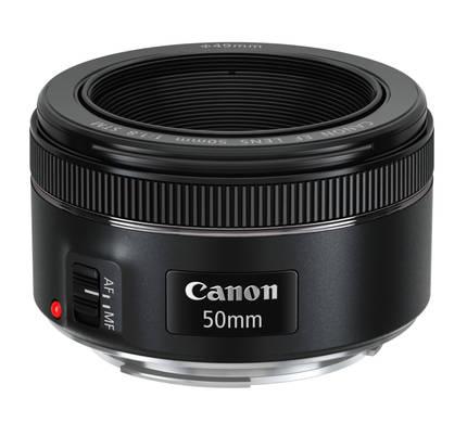 Тест объектива Canon EF 50 f/1.8 STM