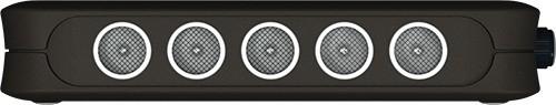 """5 ультразвуковых излучателей блокиратора """"BugHunter DAudio bda-2 Voices"""" генерируют мощнейший УЗ-сигнал"""