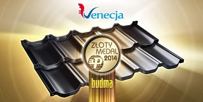 Модульная металлочерепица ВЕНЕЦИЯ от BUDMAT