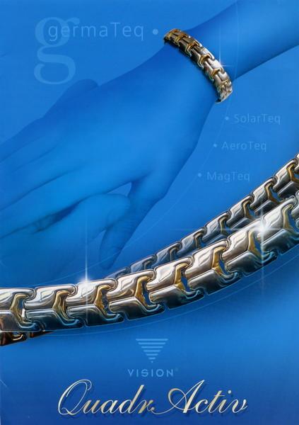 браслеты от давления.браслет квадрактив.магнитные браслеты