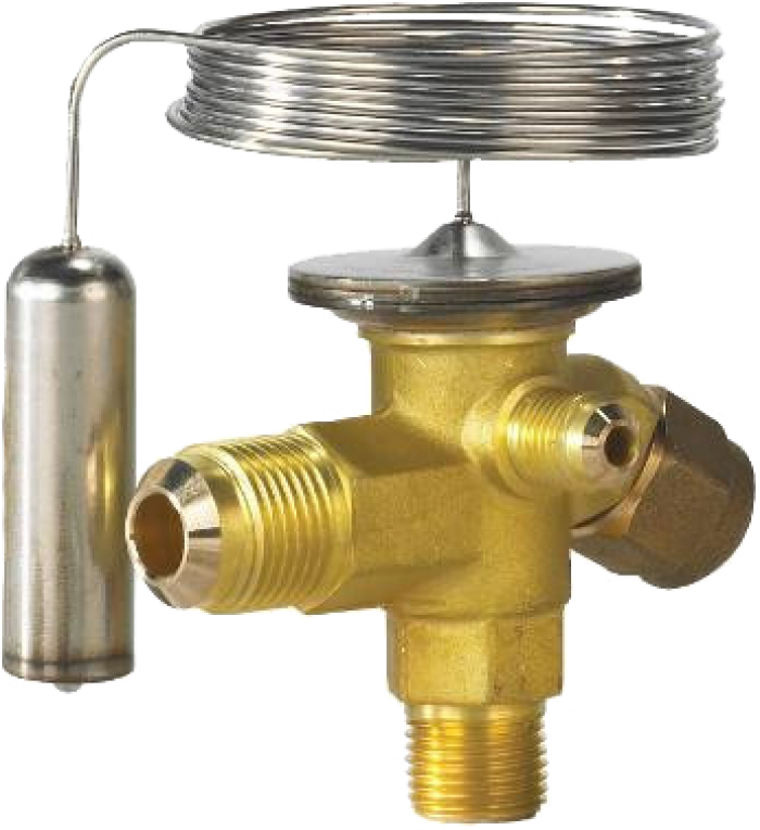 Терморегулирующий вентиль ТES 2