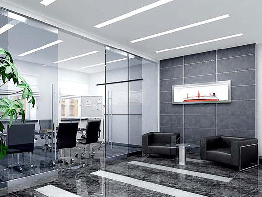 Стилистические тренды в современном дизайне офисного интерьера