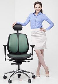 Офисное кресло DUOREST ALPHA 80