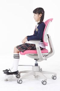 Правильная осанка в креслах Duoflex Kids Sponge