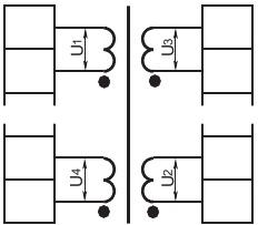 ОСМ1 - четырехобмоточный