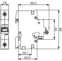 Автоматические выключатели ETIMAT P10 ETI