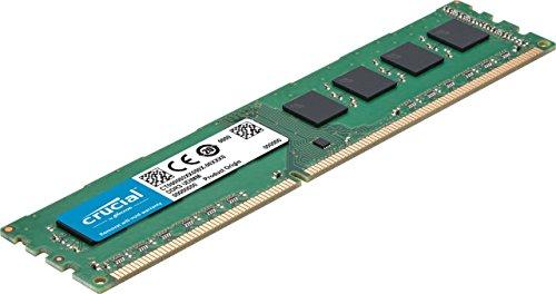 8 GB (2x4GB) DDR3L 1866 MHz (CT2K51264BD186DJ)