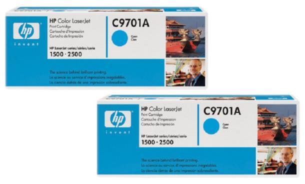 Лазерный картридж HP C9701A