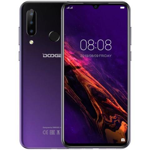 Ціна DOOGEE N20 4/64GB Purple
