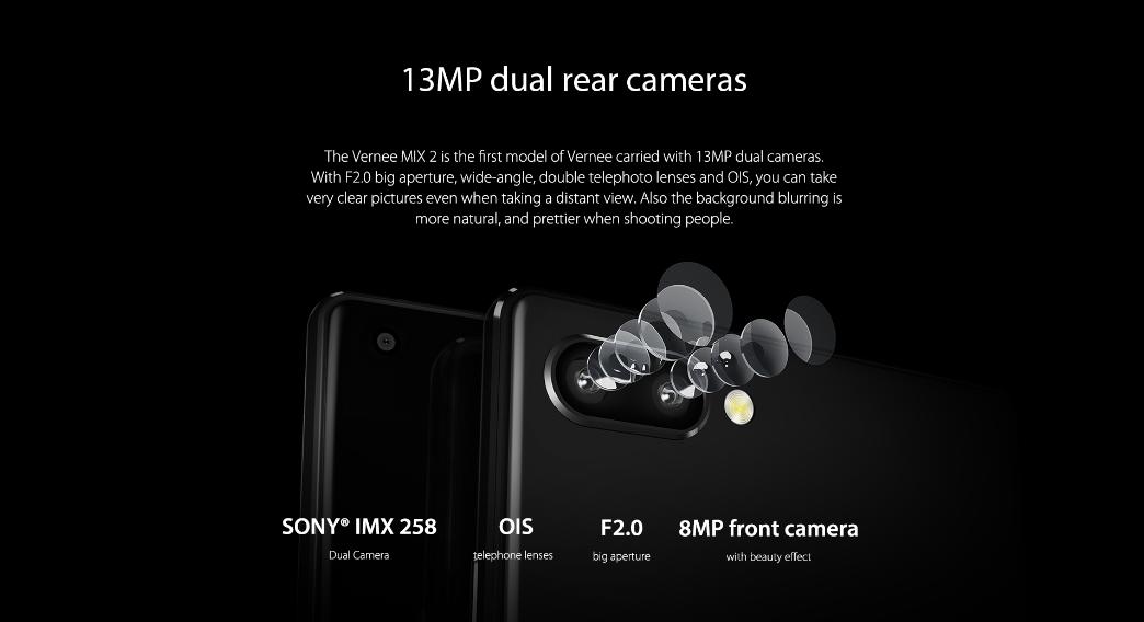 5 причин купити безрамковий смартфон Vernee MIX 2-6
