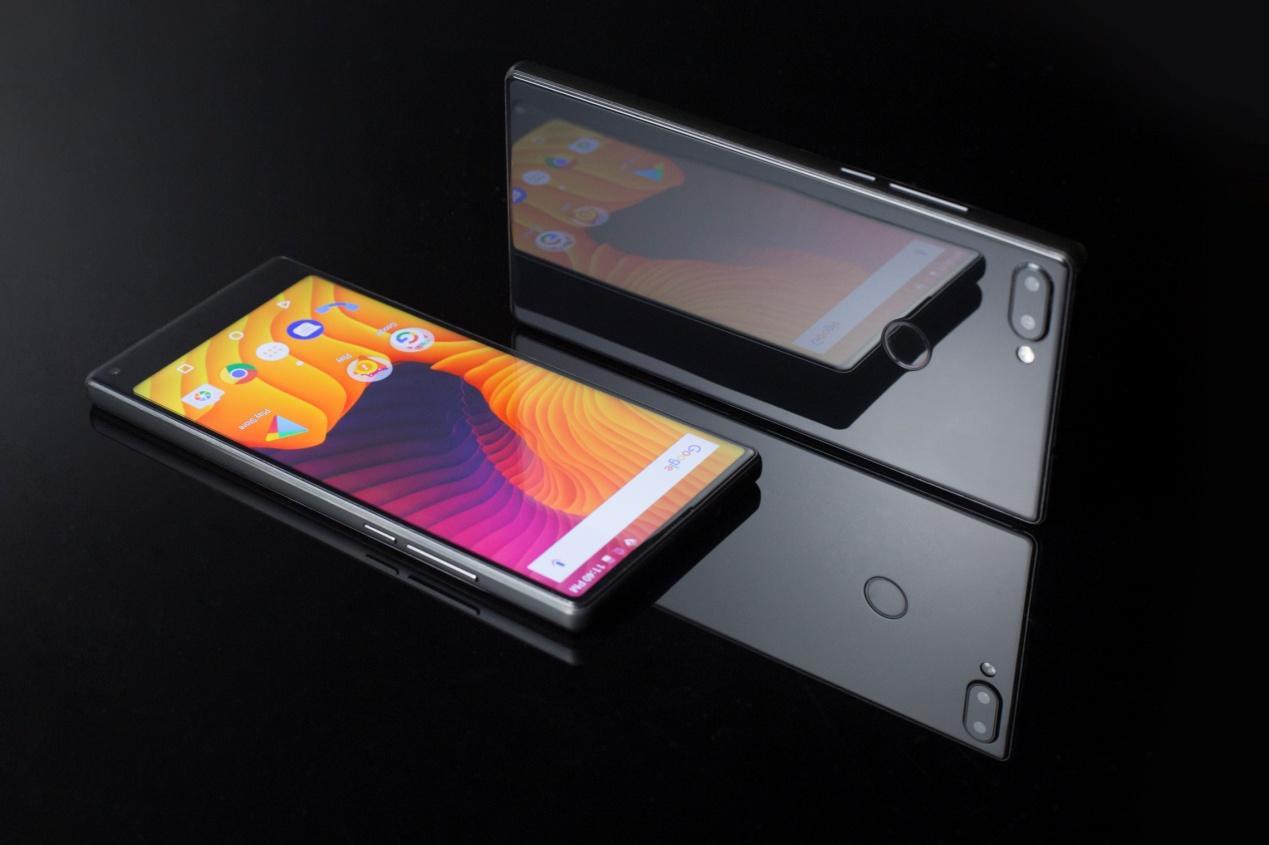 5 причин купити безрамковий смартфон Vernee MIX 2-5