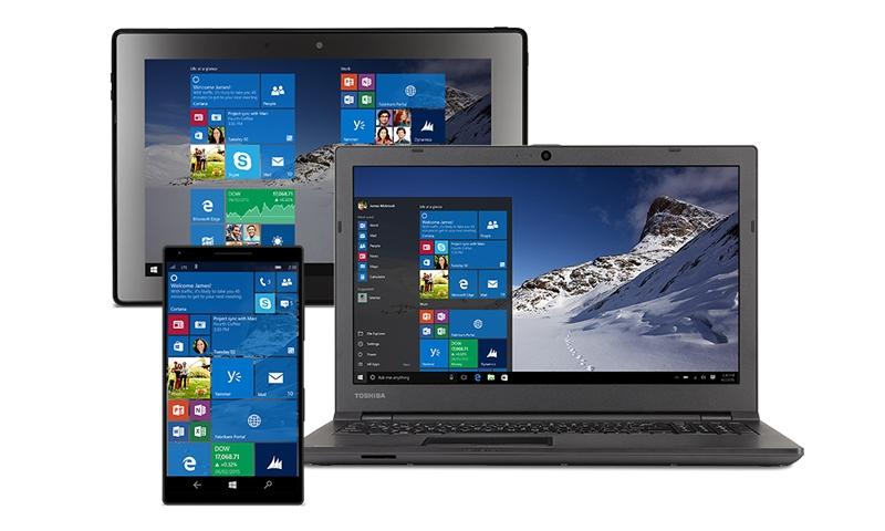Системные требования Windows 10 для разных типов устройств-2