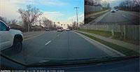 Відеореєстратор Dash Cam 66W. Автоматична синхронізація