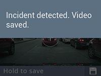 Відеореєстратор Dash Cam 66W. Запис відео