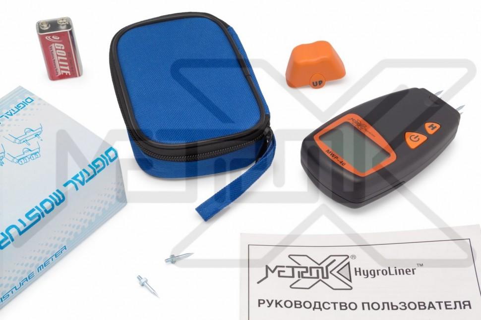 MetronX влагомер
