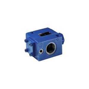 Гидрозамки SV 15 Обратные клапаны с гидравлической блокировкой SV 15 Рексрот Rexroth схема фото инструкция каталог