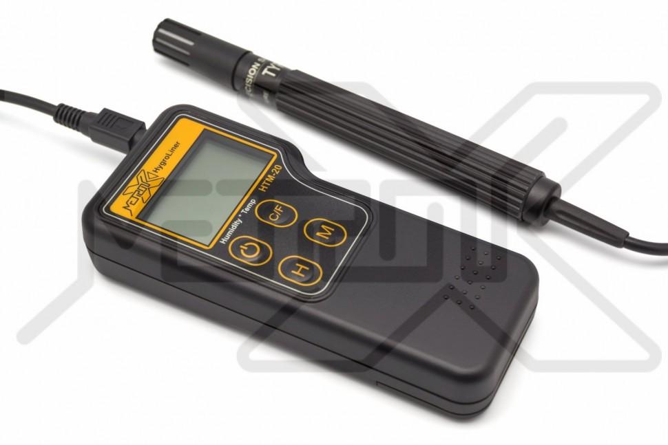 Термогигрометр HygroLiner HTM-20 HygroLiner HTM-20 Термогигрометр