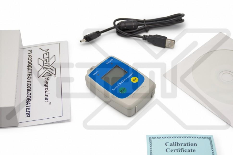 Регистратор влажности и температуры воздуха HygroLiner HTL-40 HygroLiner HTL-40